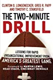 The Two Minute Drill: Lessons for Rapid Organizational Improvement from America′s Greatest Game