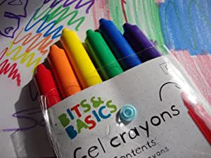 TAILLE JUMBO ^GROSSES CRAIES DE CIRE GEL EARLY LEARNING CENTRE