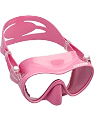 Cressi F1, Premium Masque Plongee Snorkeling Adulte, Technologie Frameless