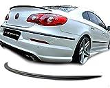 Car-Tuning24 53222845 NEU CC tuning Passat Heckspoilerlippe SLIM SPOILER Kofferraumlippe