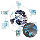 atFolix Schutzfolie passend für ZTE Blade L6 Folie, ultraklare & Flexible FX Bildschirmschutzfolie (3X)