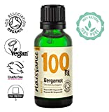 Naissance Bergamota BIO - Aceite Esencial 100% Puro - Certificado Ecológico - 30ml