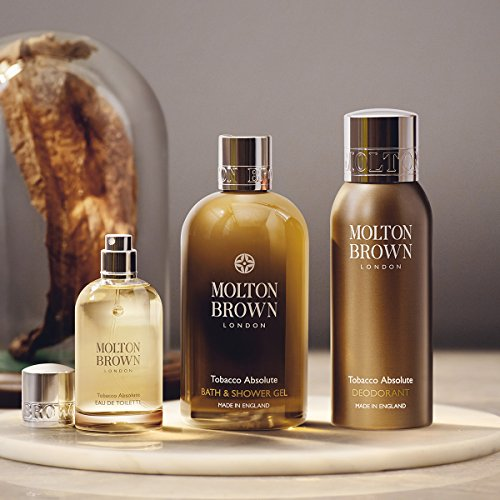 MOLTON BROWN Tobacco Absolute Deodorant 150 ml