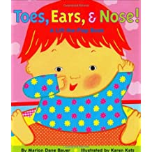 Toes, Ears, & Nose!: A Lift-the-Flap Book (Karen Katz Lift-the-Flap Books)