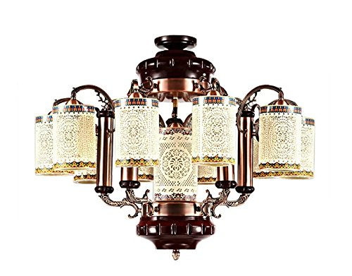 lampe-lustre-eclairage-plafond-en-bois-de-souffle-rouge-lampe-pendentif-pastel-decor-sous-glacure-et