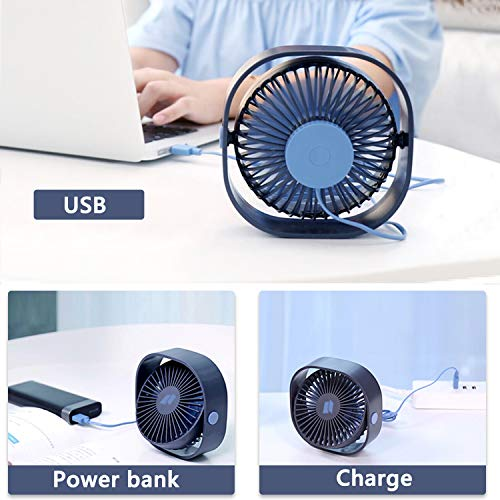 Zoom IMG-2 tedgem ventilatore usb mini silenzioso