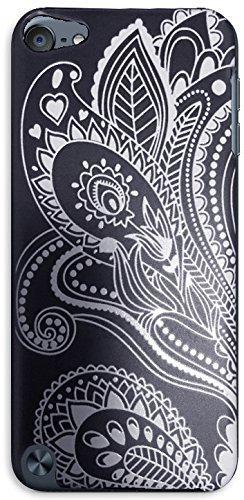 Shark Henna Anishinabe Dream Catcher Ethnic Tribal Schutzhülle foripod Touch 5/iPod Touch 6, 06, 04 (Ipod 5 Fall Aztec)