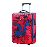 American Tourister Bagage Enfant Marvel Legends avec 2 Roues Souple 52/18, 34 L, (Rouge)