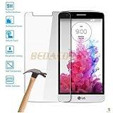 BEDACOM®- Protector de pantalla cristal templado para LG G4C / G4 Mini