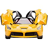 Arrison High Remote Controlled Super Car With Opening Doors, (multi Color )