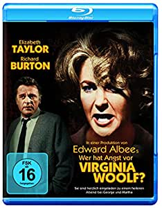 Wer hat Angst vor Virginia Woolf? [Blu-ray]