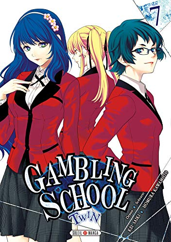 Gambling School Twin Edition simple Tome 7