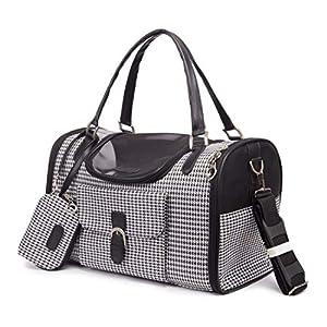 wowaTech-Luxury-PU-Dog-Cage-Handbag-Cat-Kennel-Pet-Carrier-in-Airline-Approved-Pet-Travel-Bag-Shoulder-Bag