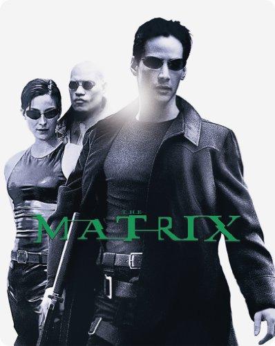 The Matrix - Premium Collection Steelbook (Blu-ray + UV Copy) [2012] [Region Free]