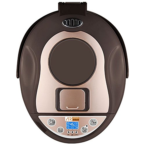 BCQ Electric Kettle Intelligent Lcd Digital Console Environmental Protection Health Energy Saving 4L 1200W Brown 30 * 21 * 37Cm Electric Kettles