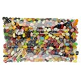 Jelly Belly - Jelly Belly - Sac de 1 kilo - 50 parfums assortis - 0071567959711