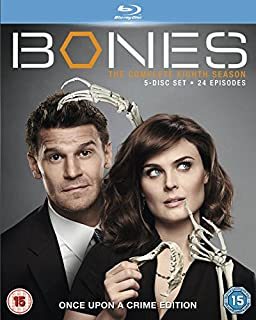 Bones - Season 8 [Blu-ray] (B0083UHA9S) | Amazon price tracker / tracking, Amazon price history charts, Amazon price watches, Amazon price drop alerts