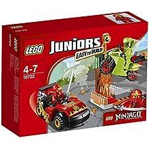 LEGO - Cara a cara contra la serpiente, multicolor (10722)