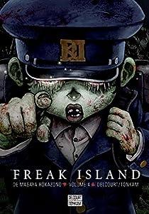 Freak Island Edition simple Tome 4