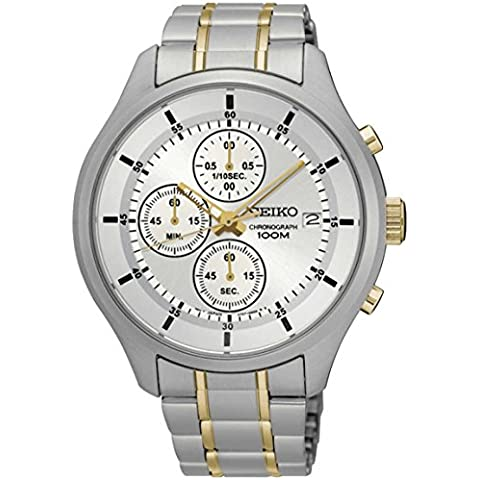 SEIKO- Quartz Chronograph Gents Watch