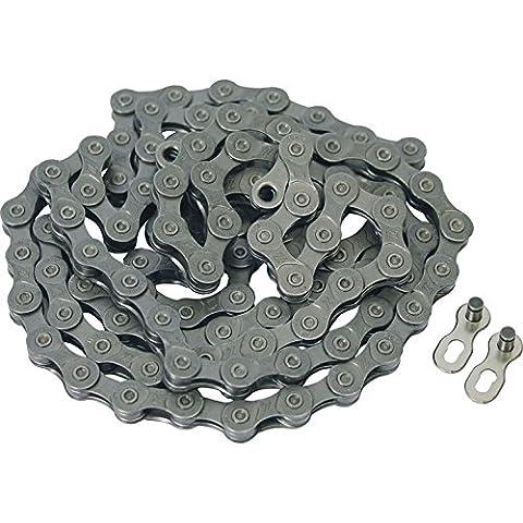 KMC X9-73 9 Speed Chain - Grey