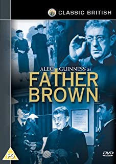 Father Brown [Regions 2 & 4] by Alec Guinness
