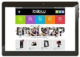 'Billow x101pro 16Go Black Tablette–Tablets (25.6cm (10.1), 1280x 800pixels, 16Go, 1Go, Android 7.0, Black)