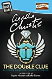 The Double Clue (Quick Reads 2016) by Agatha Christie front cover