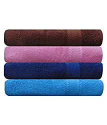 EAGLESHINE Set of 6 Hand Towel Pink 34x51