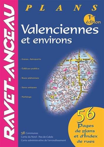 Guide plans Valenciennes et environs