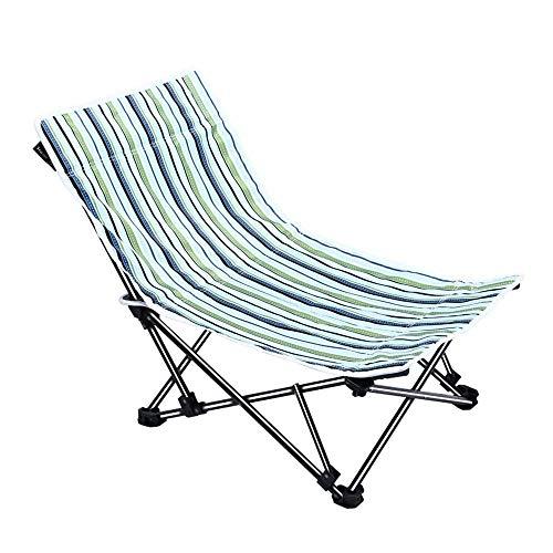 OaLt-t Outdoor Klappliege Büro Mittagspause Siesta Bett Camping Strand Tragbare Liege Camping Strand Lounge Stuhl Sport Stuhl