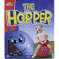 Junior Space Hopper - Indoor & Outdoor Hopping Bounce Ball