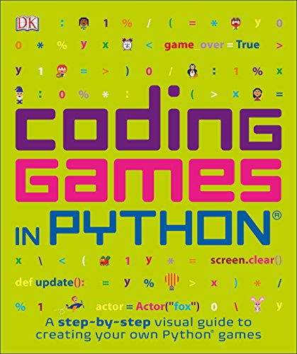 Coding Games in Python (Computer Coding for Kids) (Kids Games Science)