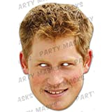 Prince Harry Mask
