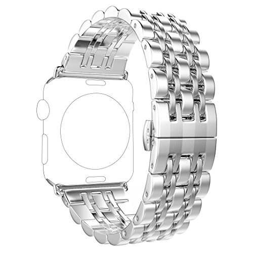 for-apple-watch-band-42mm-rosa-schleifer-apple-watch-strap-42mm-silver-stainless-steel-smart-watch-b