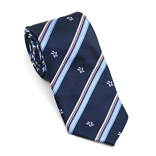 Littlefairy Herren Krawatte,8CM Männer High School College College Wind Schule einheitliche Kleid Krawatte -