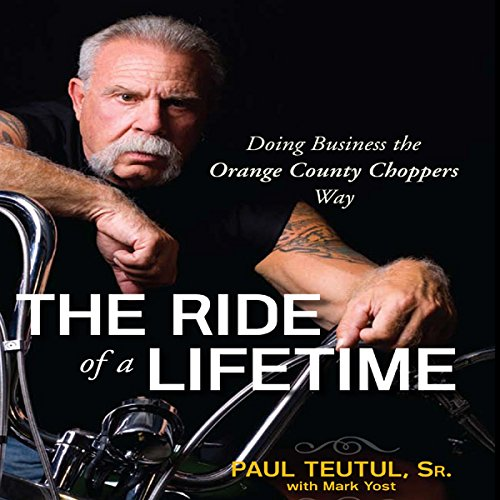 The Ride of a Lifetime  Audiolibri