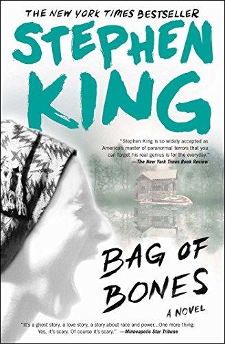 Book cover for Bag of Bones