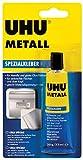 UHU 46670 Spezialkleber, Metall, Tube mit 30 g