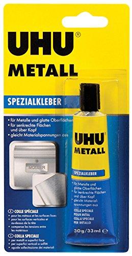 UHU 46670 Spezialkleber für Metall, Tube mit 30 g