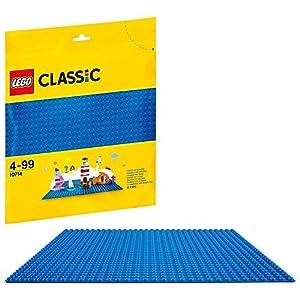 LEGO Classic BaseBlu da Costruzione, 32x32 Bottoncini,Giochi Creativi per Costruttori, 10714 5702016111927 LEGO
