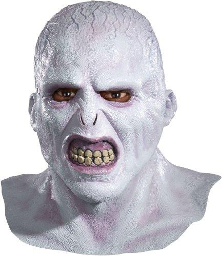 Mascara Lord Voldemort hiper realista, talla única
