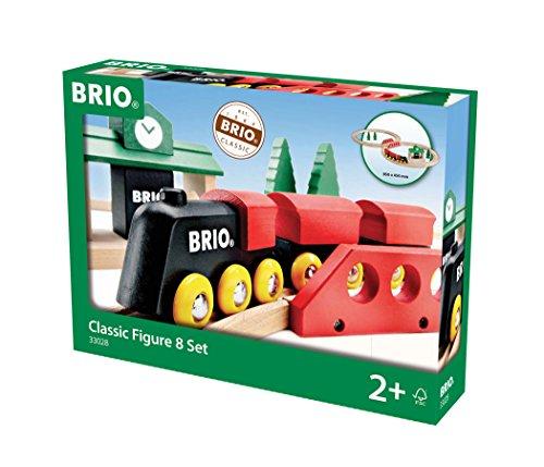 Brio Ab 33028 - Bahn Acht Set Classic Line
