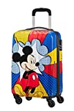 Disney Disney Legends - Spinner 55/20 Alfatwist 2.0 Bagage enfant, 55 cm, 36 liters, Multicolore (Mickey Flash Pop)