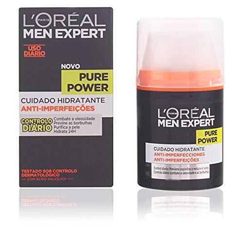 L'Oréal Paris Men Expert Pure Power Crema hidratante