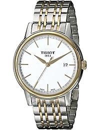Tissot Herren-Armbanduhr Analog Quarz Edelstahl T085.410.22.011.00