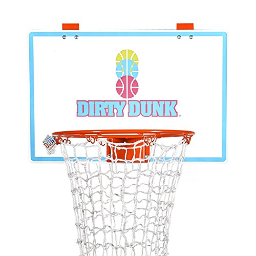 The Dunk Collection Scrub A Dunk The Bathtub Basketball Hoop For