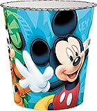 Joy Toy 2208 Micky Maus und Freunde Abfalleimer Mickey aus Plastik