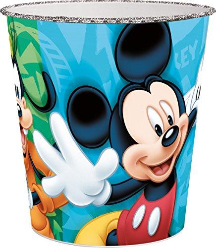 Joy Toy 2208Cubo de Basura Mickey de plástico