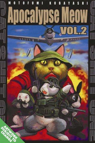 Apocalypse Meow Volume 2 (v. 2) by Motofumi Kobayashi (2004-09-21)